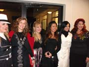 Lilian e as mulheres do Conjunto